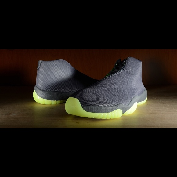 separation shoes 784c1 8749c Jordan Shoes | Air Future Dark Gray Volt Size 11 | Poshmark